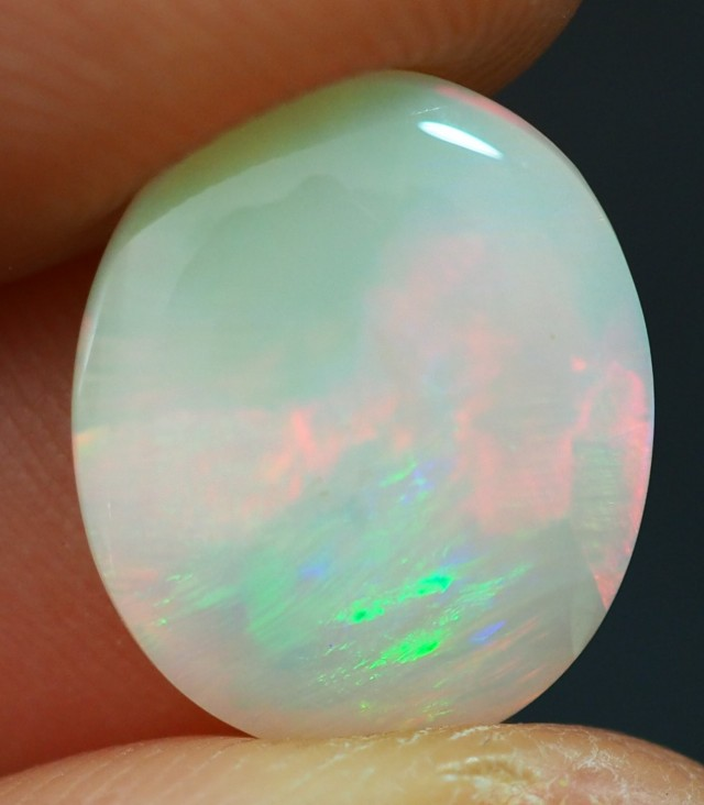 2.90CT CRYSTAL COOBER PEDY OPAL  TO202