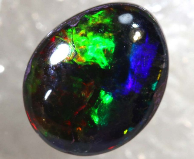 1.7CTS  MEXICAN OPAL DOUBLET STONE  LO-4372