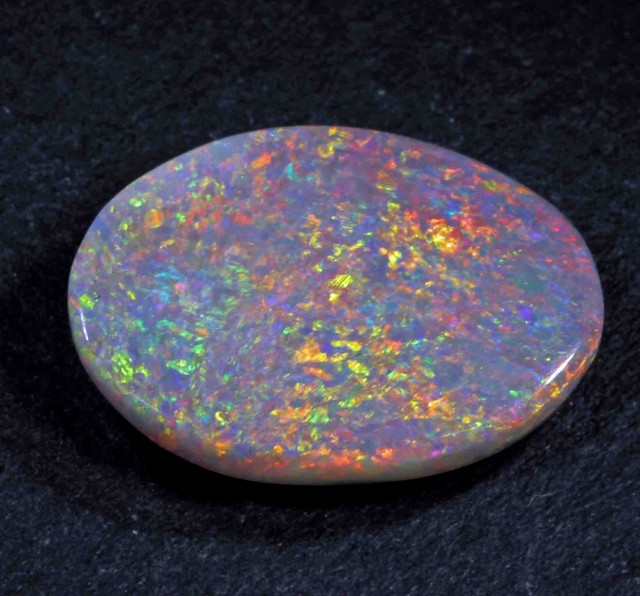4.20 ct BLACK OPAL FROM LR - 517456