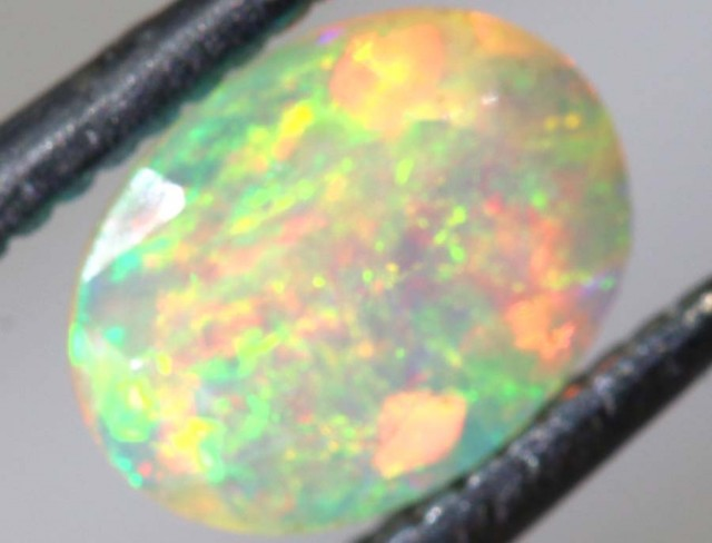 0.55CTS ETHIOPIAN FACETED STONE FOB-1187
