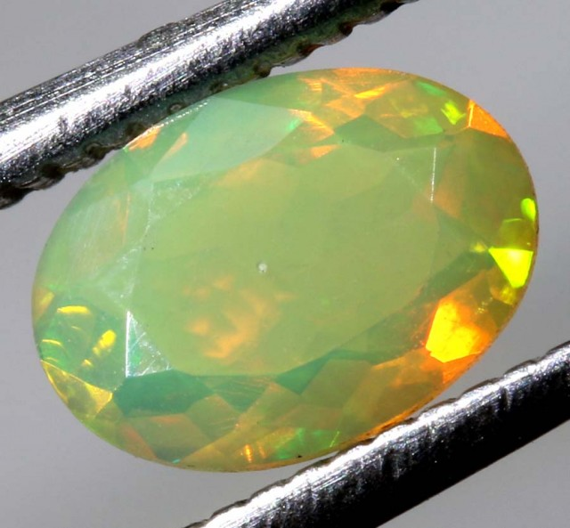 0.5CTS ETHIOPIAN FACETED STONE FOB-1190
