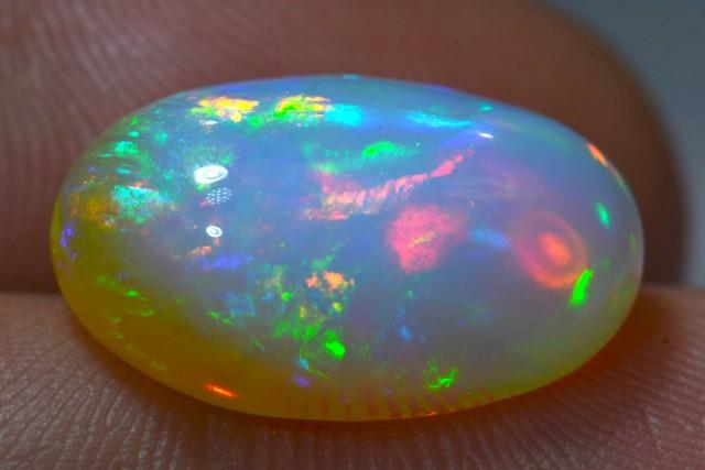 8ct Bright Natural Ethiopian Welo Supreme Opal