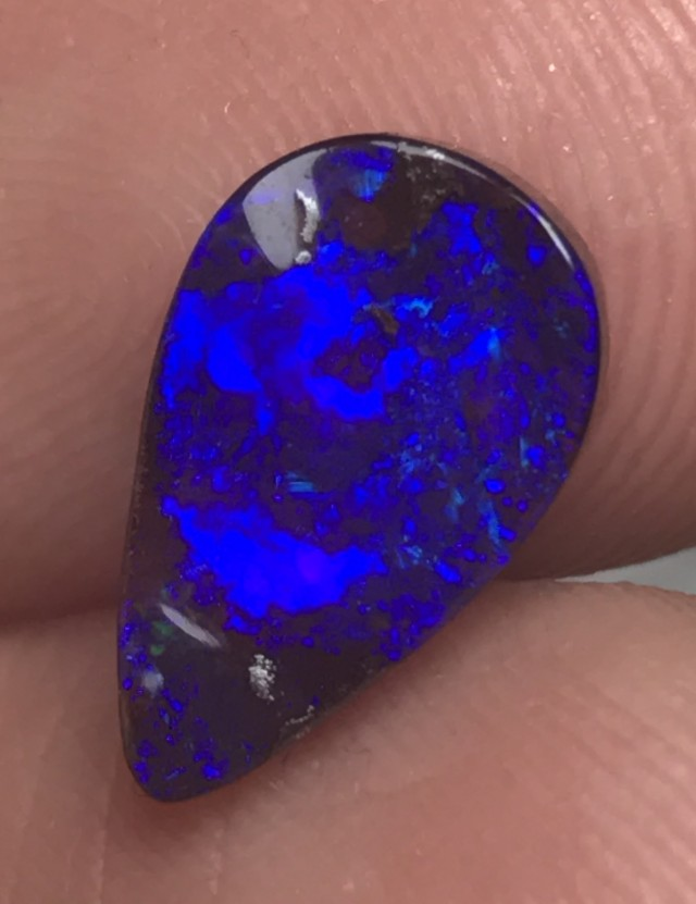 3cts Boulder Opal Stone AD343