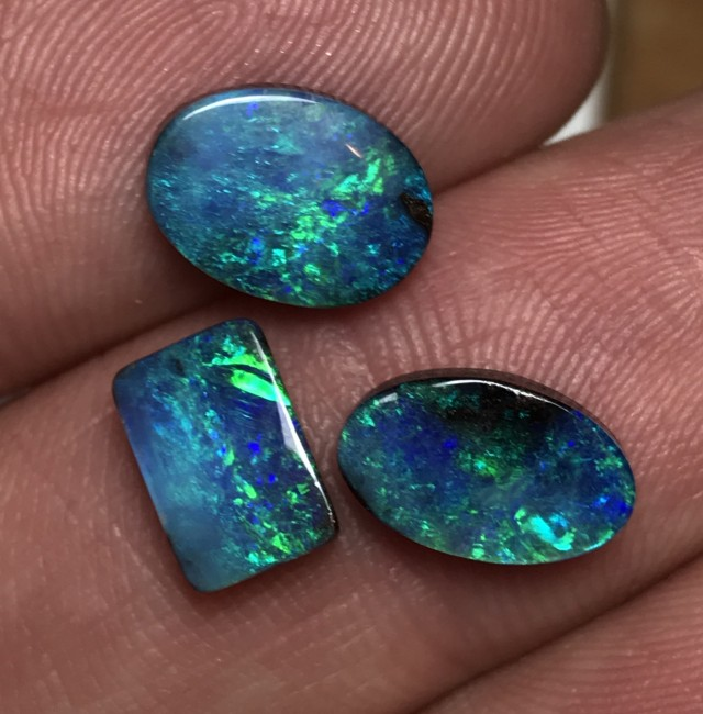 6.57cts Boulder Opal Stone AD342