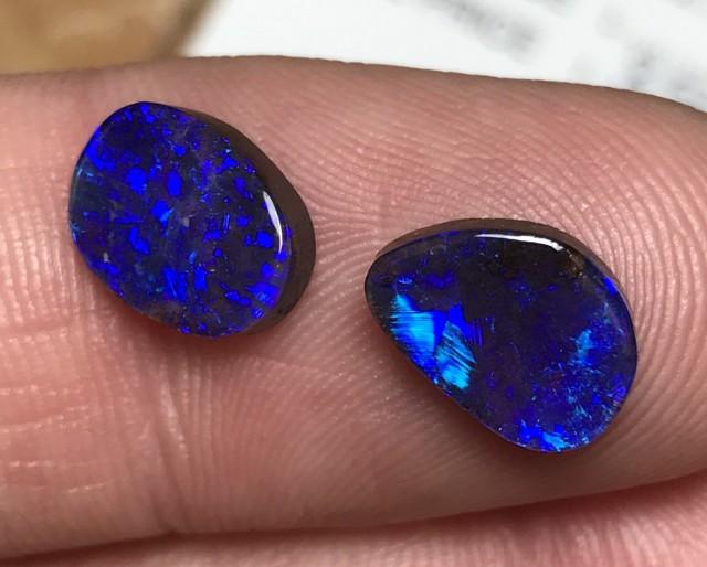 4.89cts Boulder Opal Stone AD341