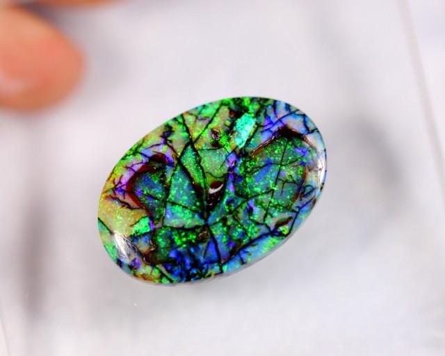 CERTIFIED 9.429ct Australia Andamooka Opal