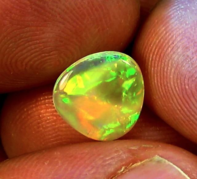 1.50 ct Ethiopian Welo CHAFF opal N6 5/5
