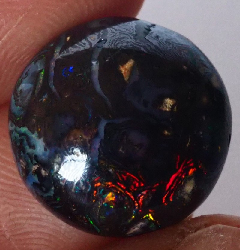 14.15CT VIEW GEM KOROIT BOULDER OPAL GM32