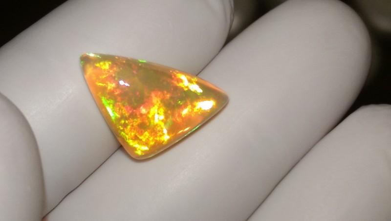Screamin Bright® Freeform Dark Welo Crystal Opal