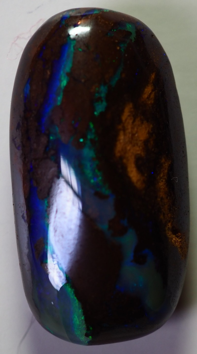 29.00CT VIEW KOROIT BOULDER OPAL GM118