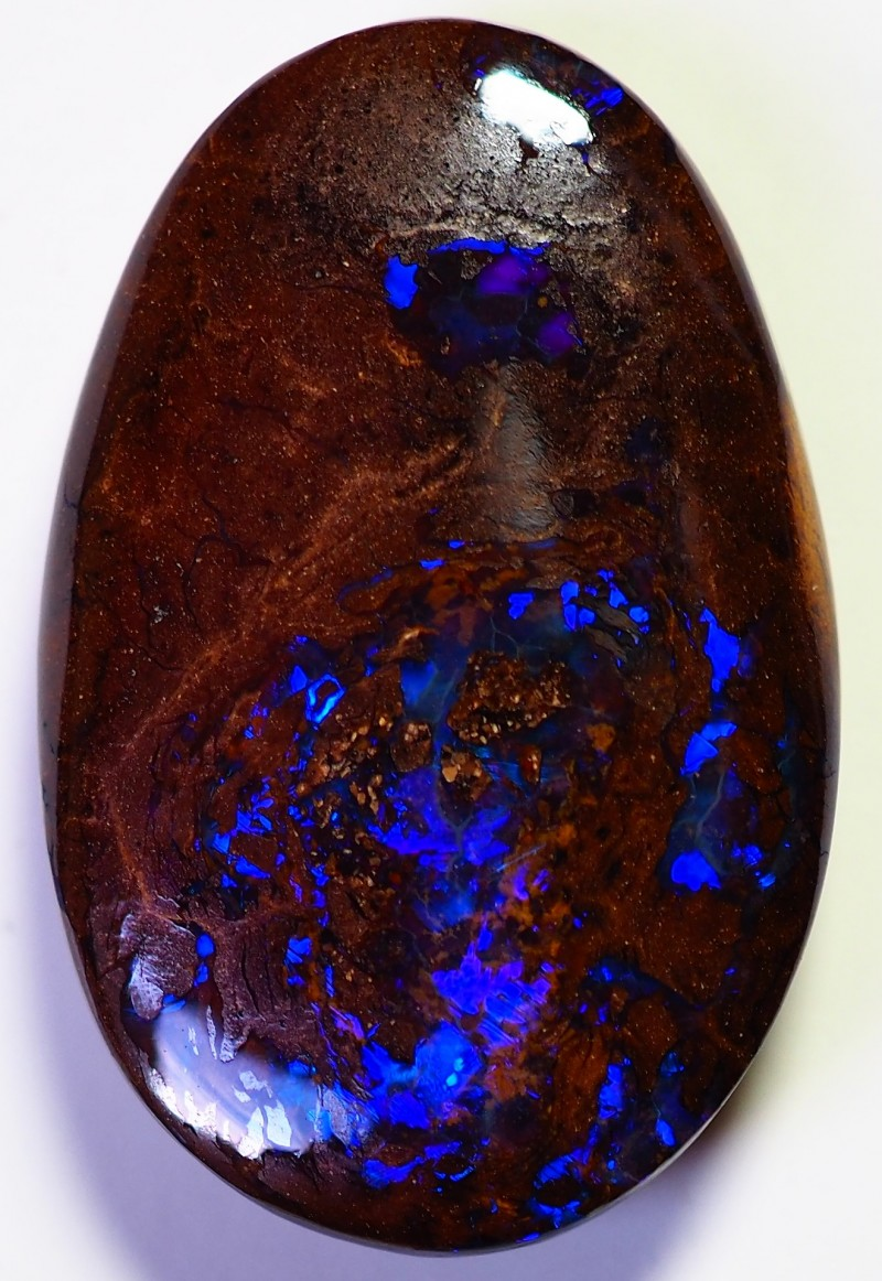 21.60CT VIEW KOROIT BOULDER OPAL GM192