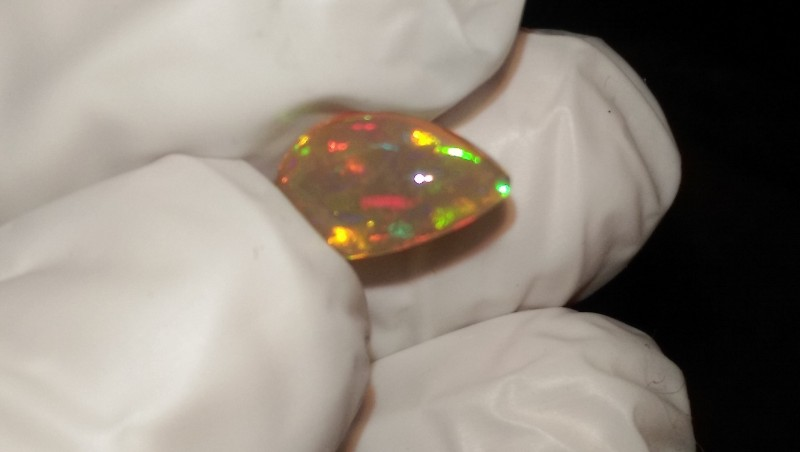 Screamin Bright® Dark Base Crystal Welo