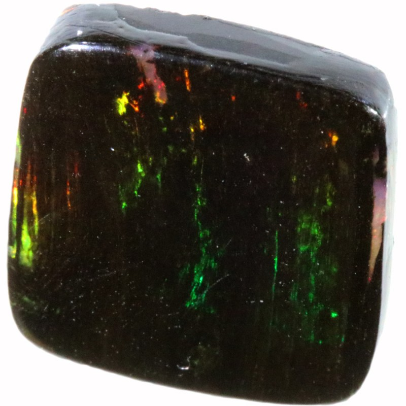4.90 CTS INDONESIAN  BLACK OPAL STONE [VS7787]