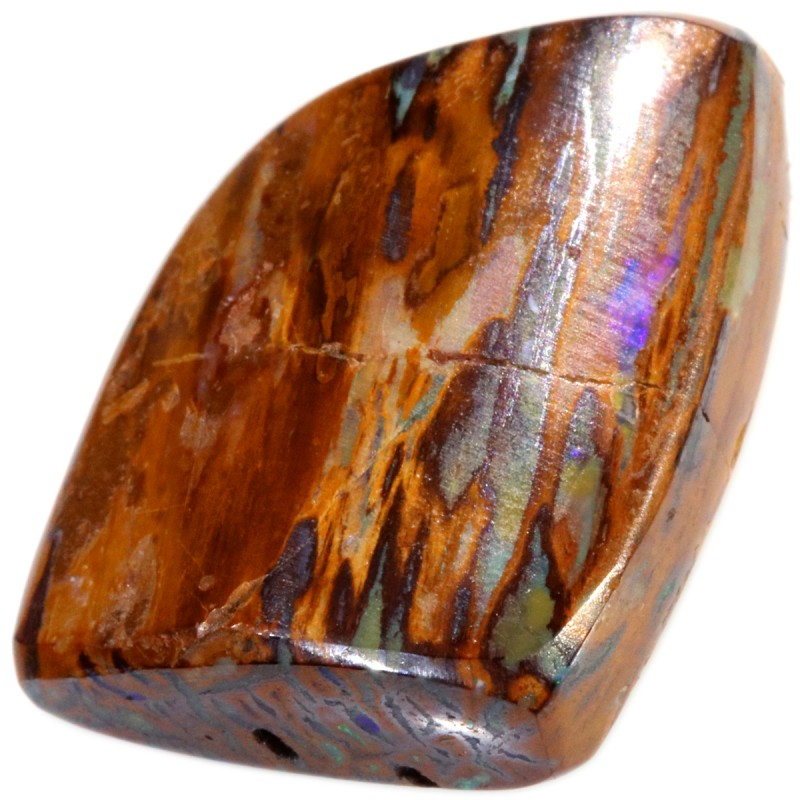 10.55 CTS BOULDER WOOD FOSSIL REPLACEMENT [SO9776]