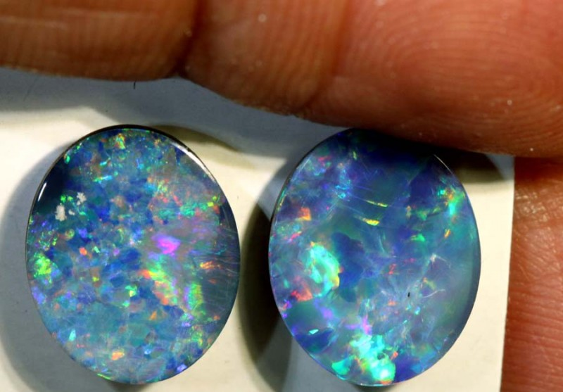 7.72 CTS OPAL DOUBLET TBO-7852