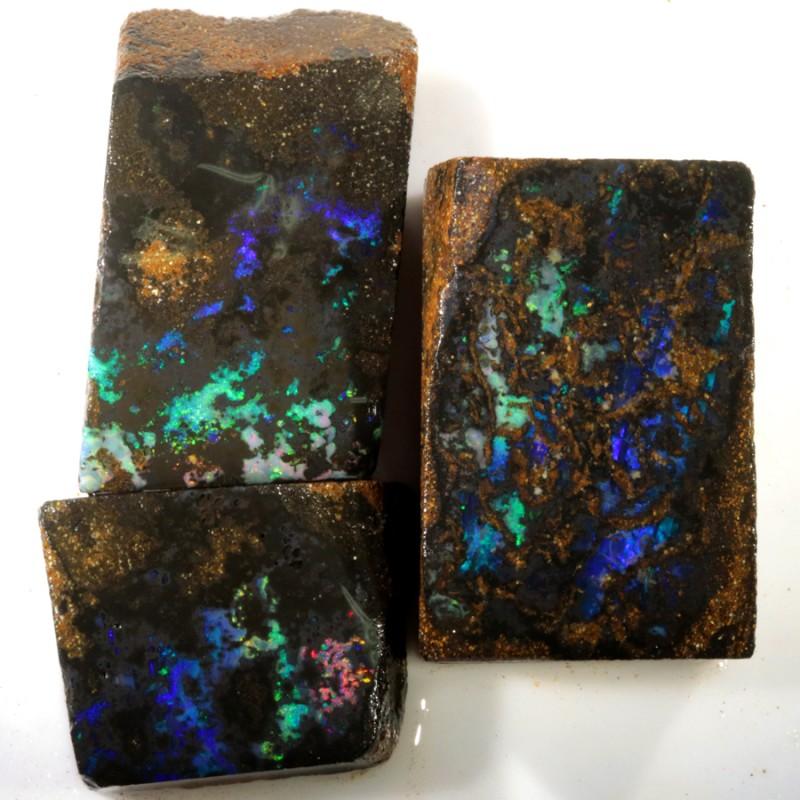 304.20 Cts Opalton Boulder Parcel opal rough.PLUS BONUS  MMR2265