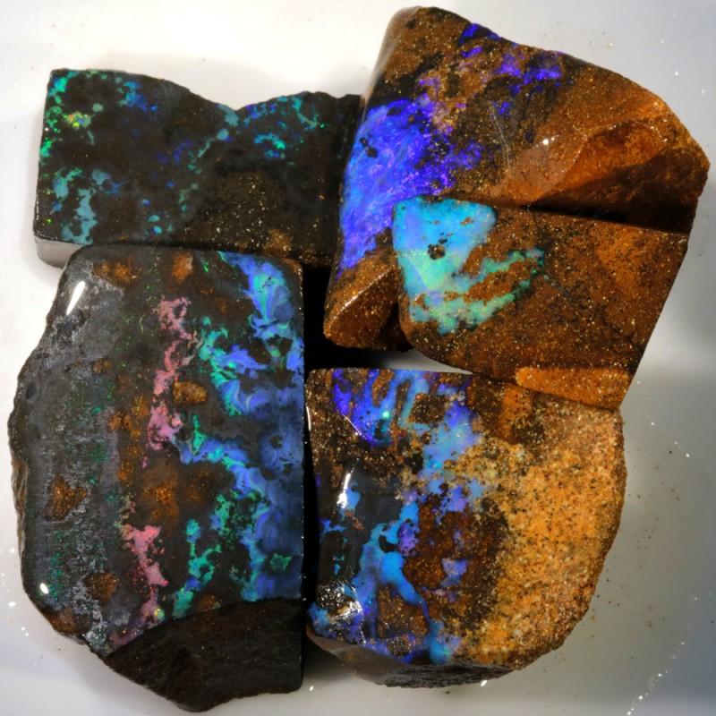 514.90 Cts Opalton Boulder Parcel opal rough PLUS BONUS  MMR2266