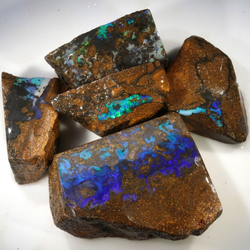 549.05 Cts Opalton Boulder Parcel opal rough PLUS BONUS MMR2267