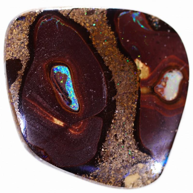 45cts Beautiful boulder stone [BBO552]