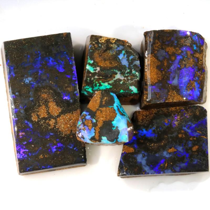 487.15 Cts Opalton Boulder Parcel opal rough MMR2271