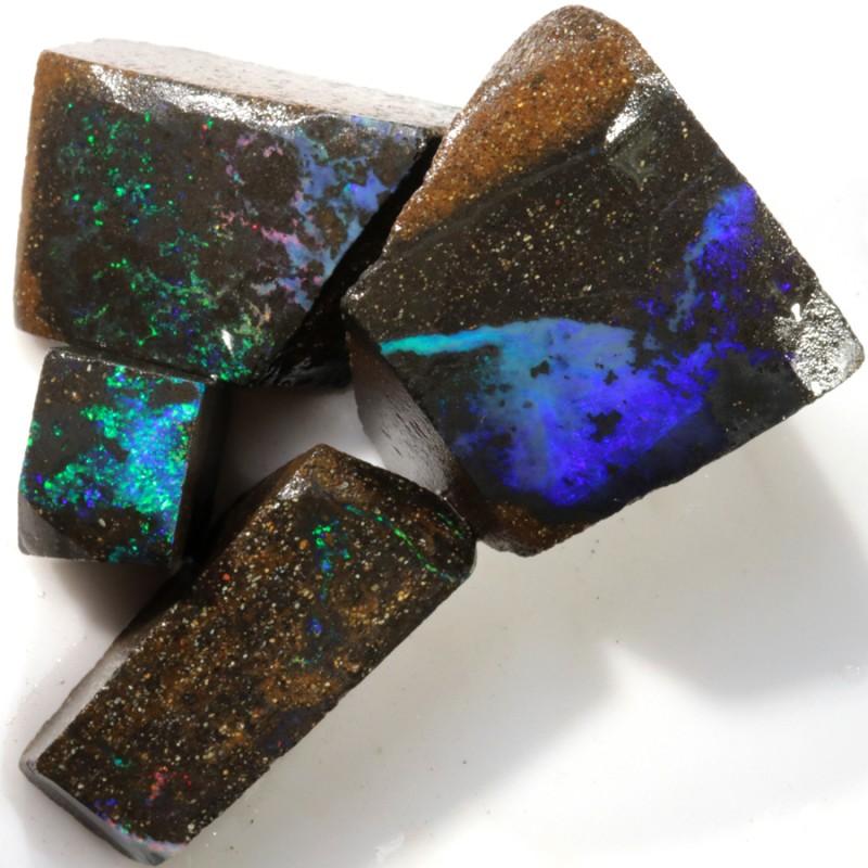 219.35 Cts Opalton Boulder Parcel opal rough MMR2275