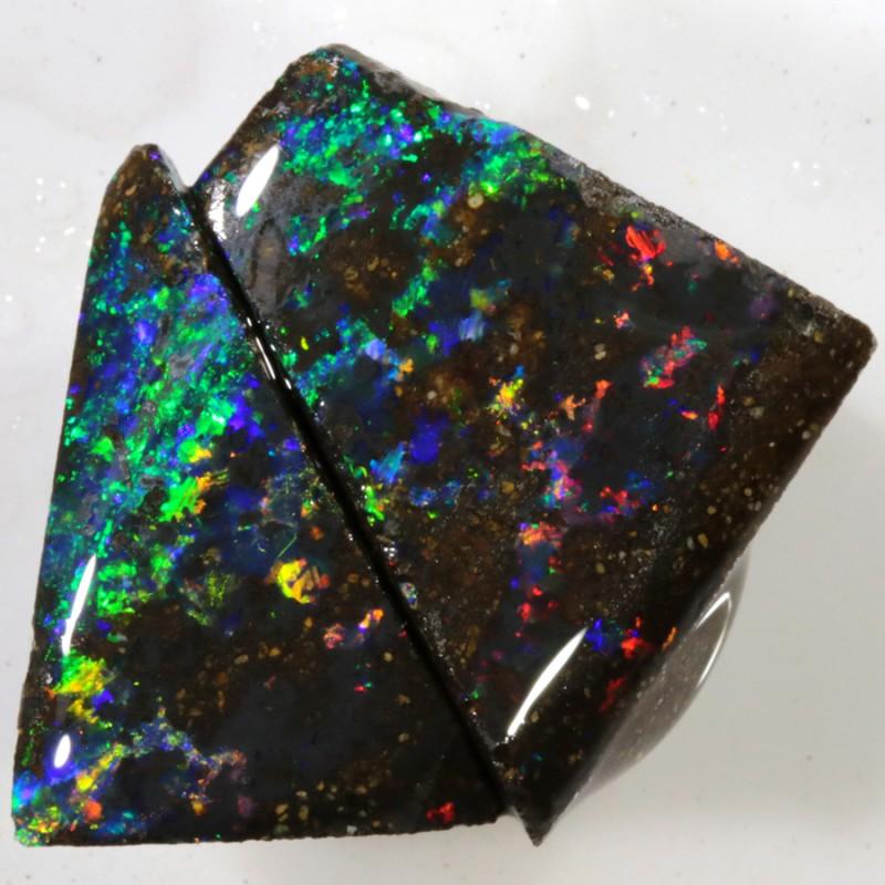 21.65 Cts Opalton Boulder Parcel opal rough MMR2285