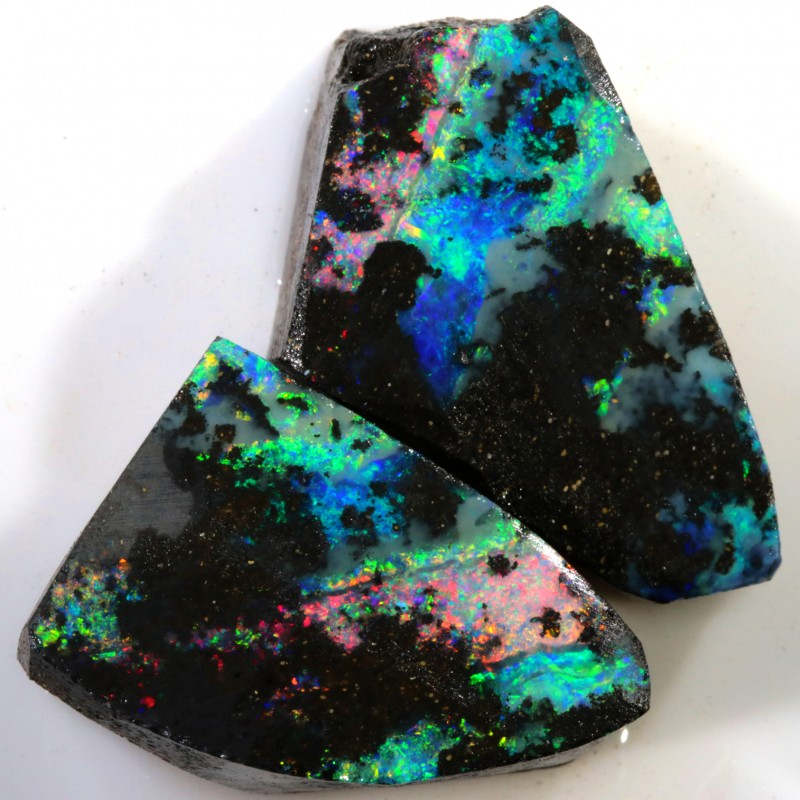 108.20 Cts Opalton Boulder Parcel opal rough MMR2286