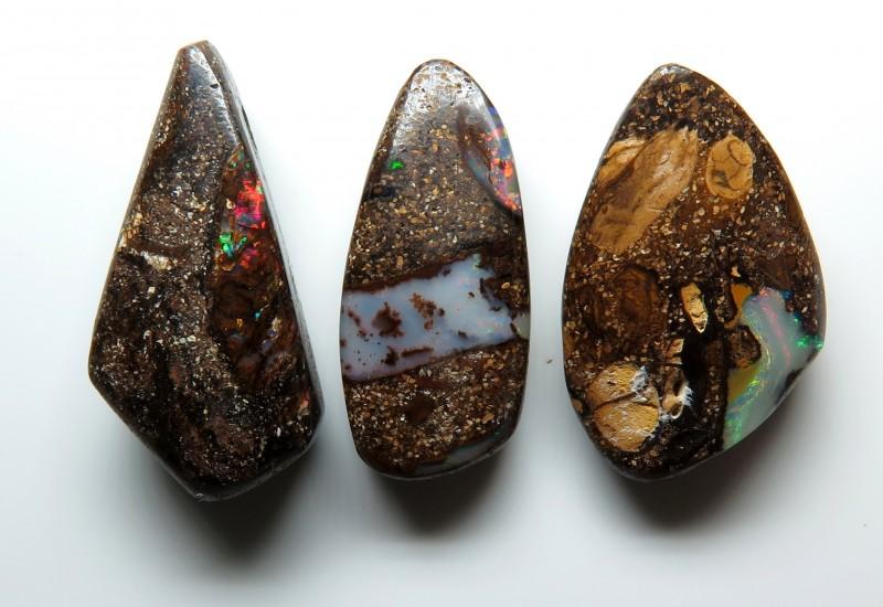 39.46Ct Queensland Boulder Opal Stone