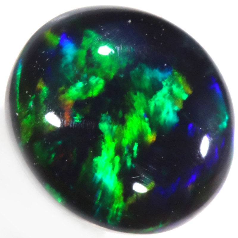 1.20 CTS BLACK OPAL -LIGHTNING RIDGE- [LRO141]SAFE
