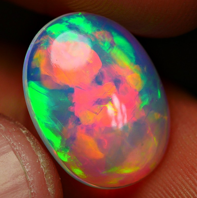 3.20 CRT UNIQUE PATCHWORK CHAFF PATTERN NEON FLASH WELO OPAL