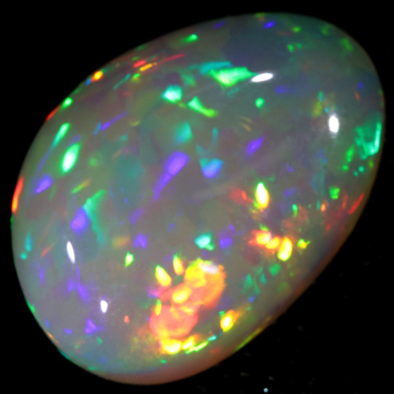 11.50 CTS WELO OPAL POLISHED-SATURATED MUST SEE VIDEO [VS6027]