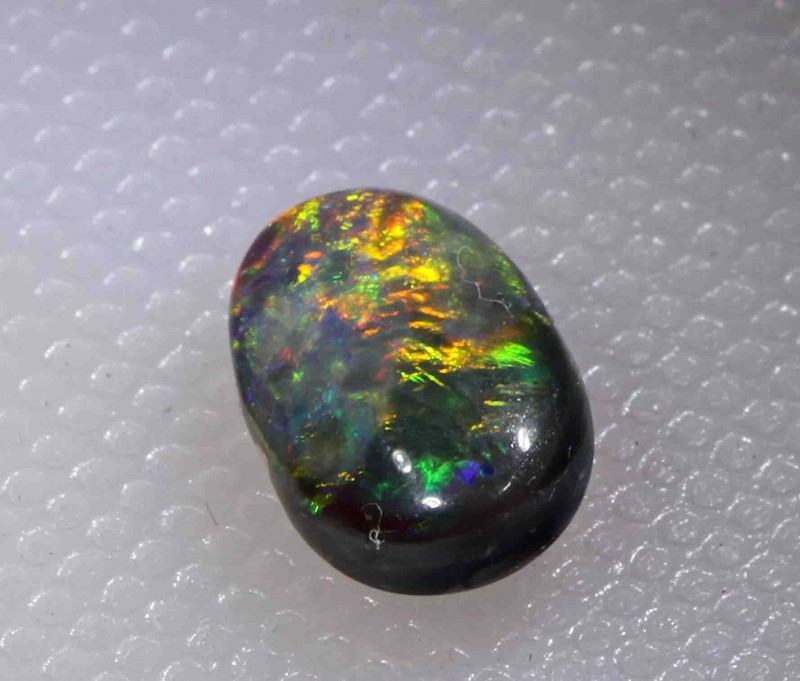 2.35 CT BLACK OPAL FROM LR
