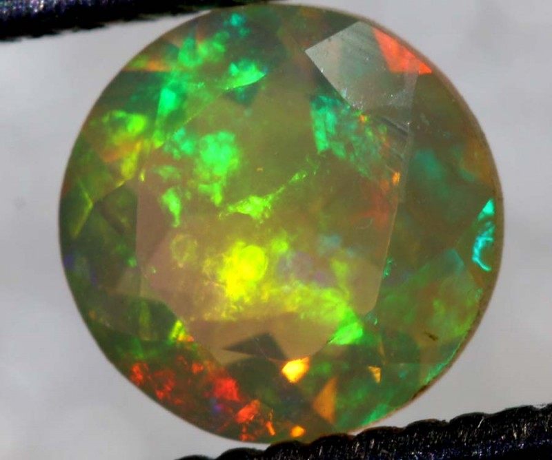 0.50 CT ETHIOPIAN FACETED STONE FOB-1342