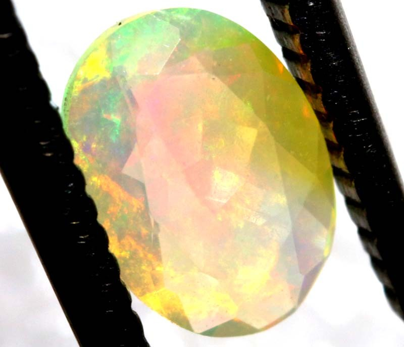 0.40 CT ETHIOPIAN FACETED STONE FOB-1352