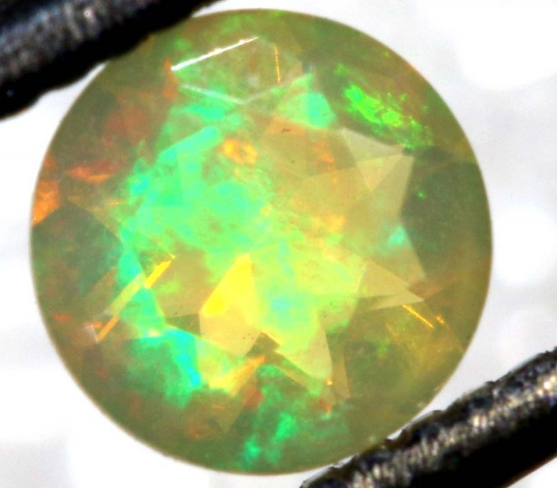 0.25 CT ETHIOPIAN FACETED STONE FOB-1354