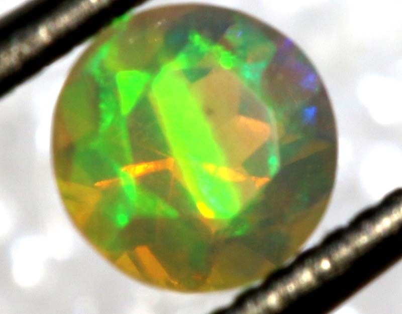 0.30 CT ETHIOPIAN FACETED STONE FOB-1360