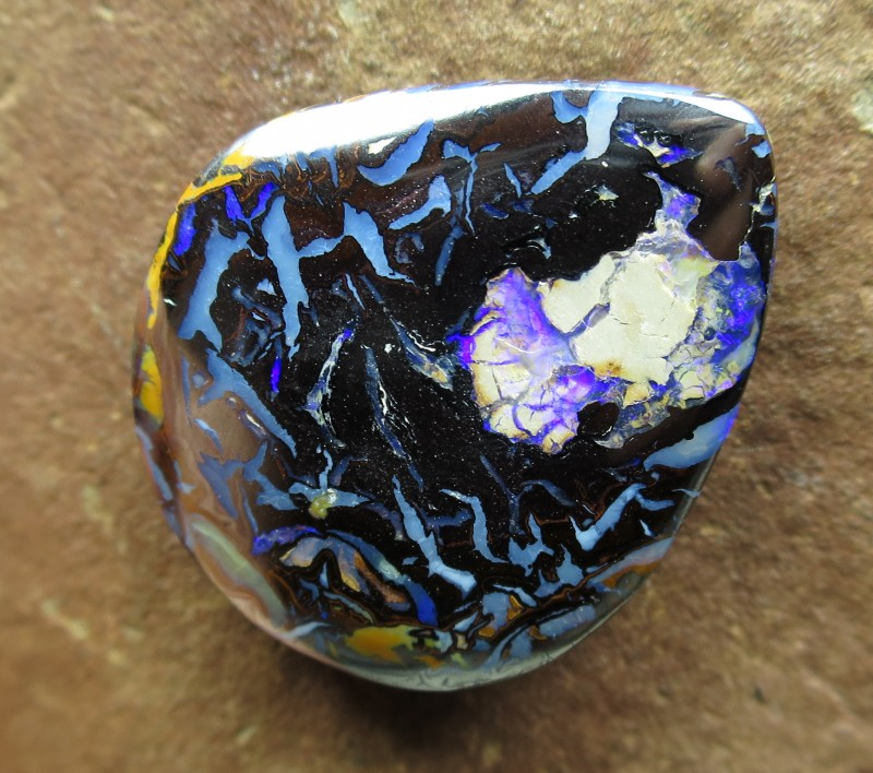 "52cts.""BOULDER MATRIX OPAL~GREAT STONE"""
