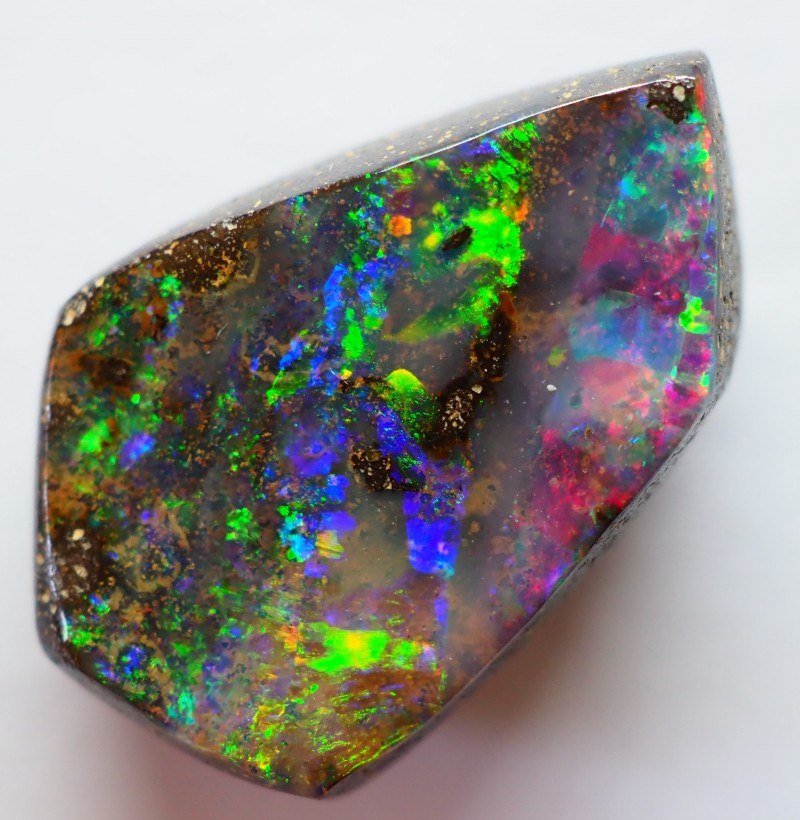 9.80CT QUEENSLAND BOULDER OPAL RI41