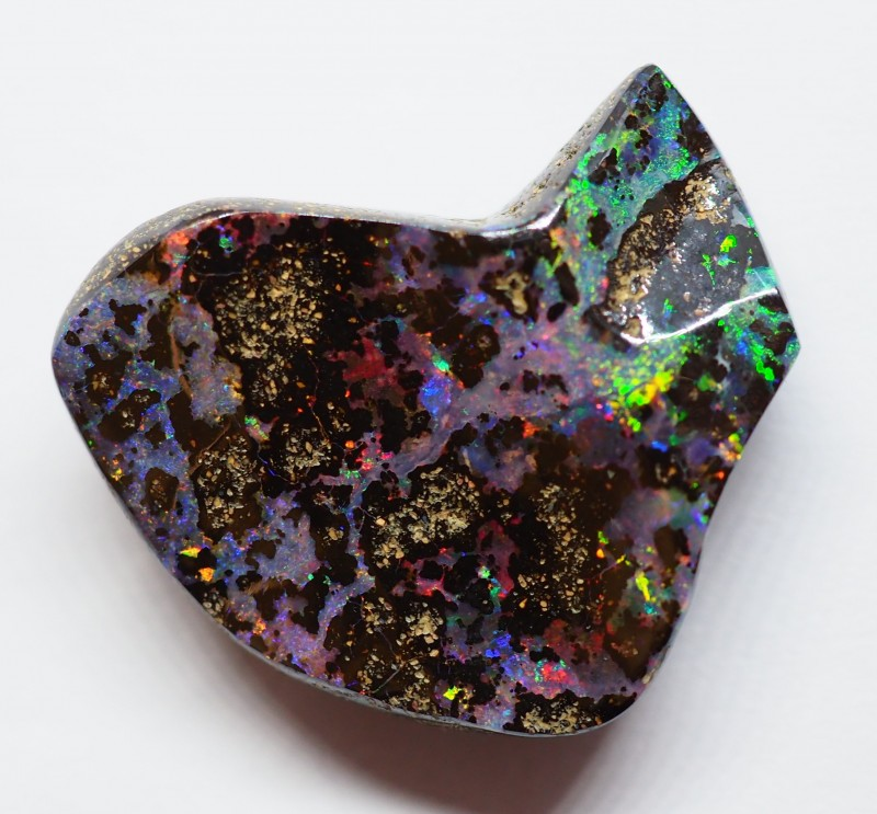 20.15CT QUEENSLAND BOULDER OPAL RI81