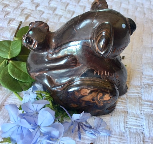 kilo Cute.630 kilo  Australian Koala ,Mother & Child Carving PPP 2047