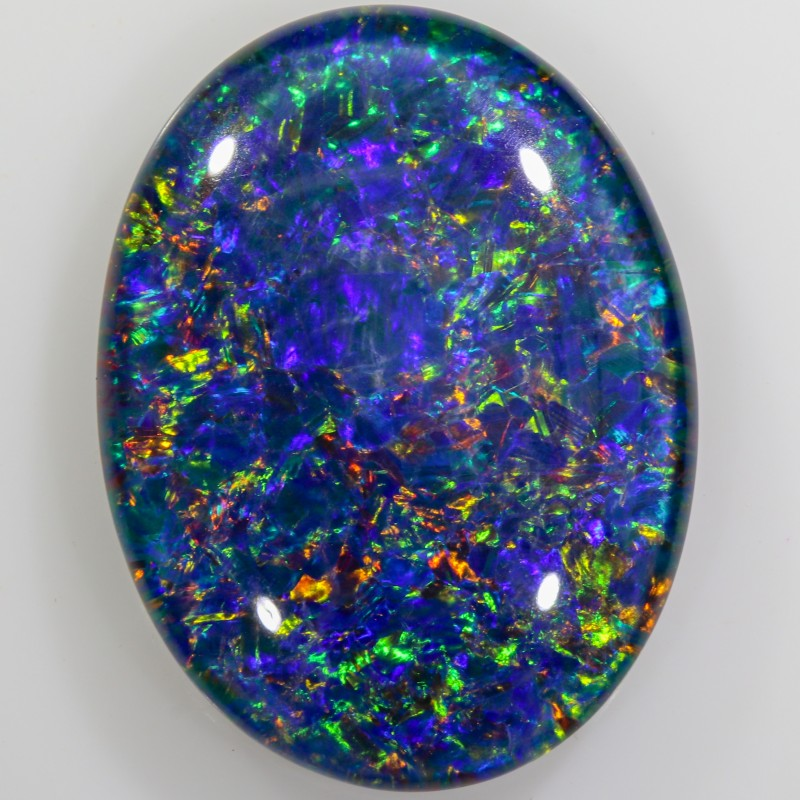 9.20 CTS Opal Triplet Stone [TD14]