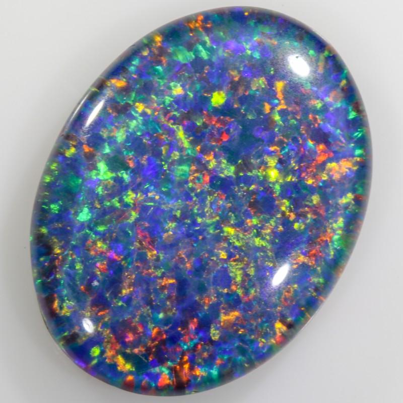 9.70 CTS Opal Triplet Stone [TD15]