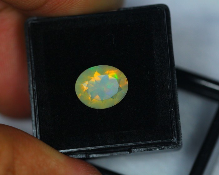 1.81Ct Natural Ethiopian Welo Opal Lot OG56
