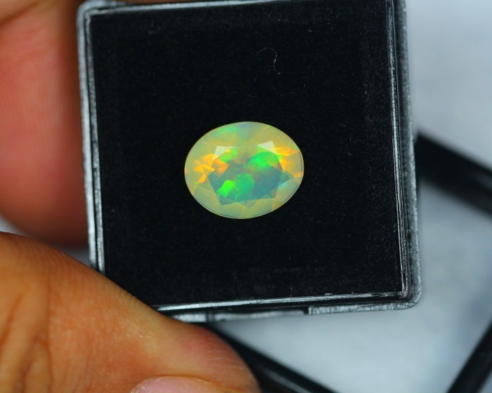 1.48Ct Natural Ethiopian Welo Opal Lot OG