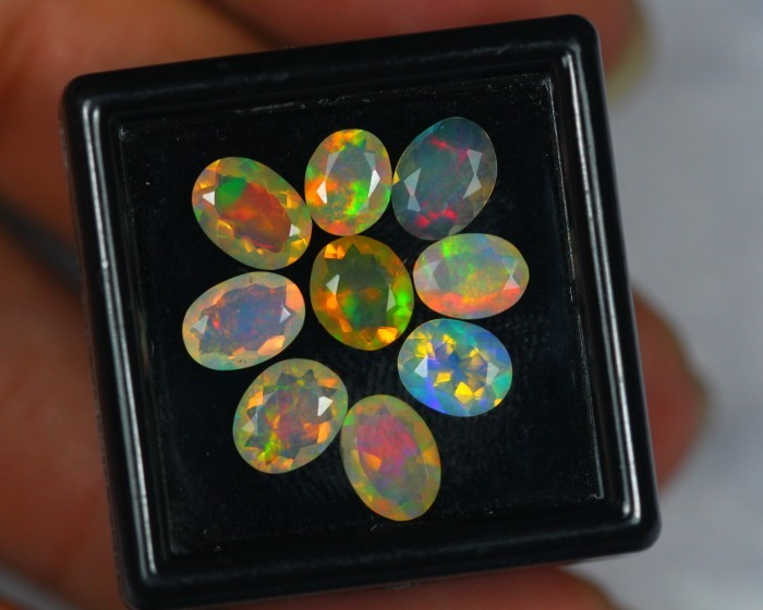 4.45Ct Natural Ethiopian Welo Opal Lot OG34