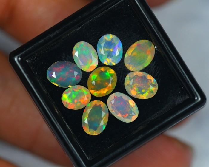 4.28Ct Natural Ethiopian Welo Opal Lot OG37