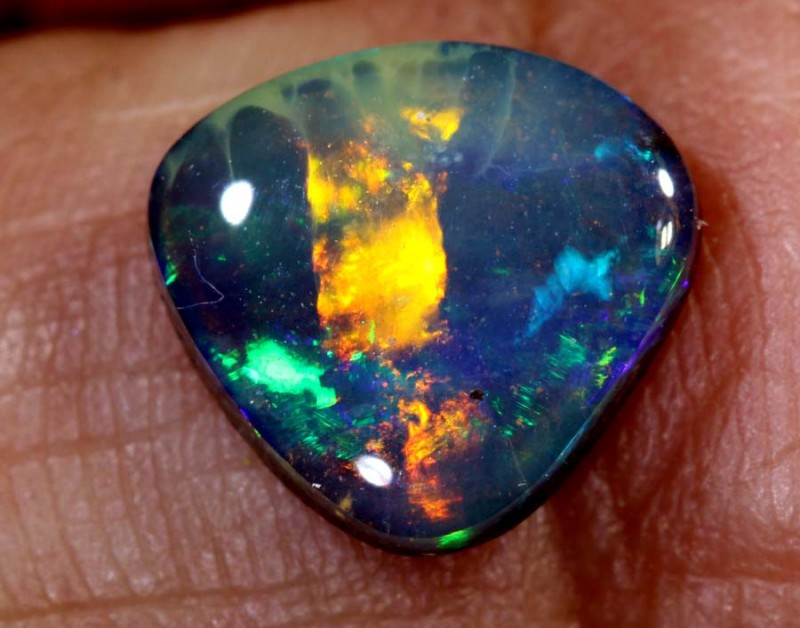 1.59 CTS Boulder Opal Polished ANO-499