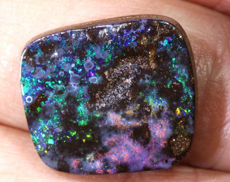 7.31 CTS Boulder Opal Polished ANO-521