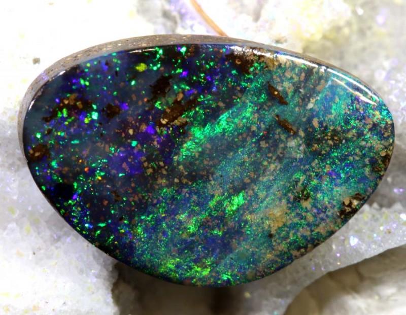 4.28 CTS Boulder Opal Polished ANO-524