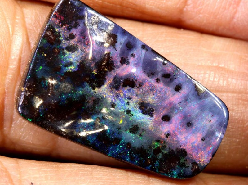 12.82 CTS Boulder Opal Polished ANO-527